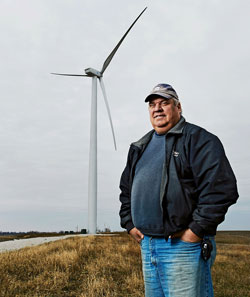 Randy Caviness and Community Wind in Iowa – Episode 4 of Local Energy Rules Podcast