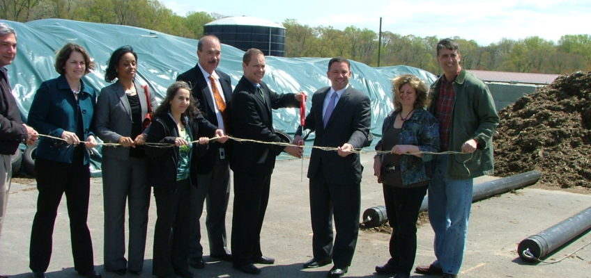 Howard County's Expanded Composting Facility Opens on Earth Day