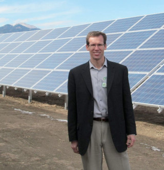 Paul Spencer, Clean Energy Collective