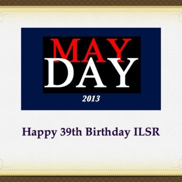 Happy 39th Birthday, ILSR!