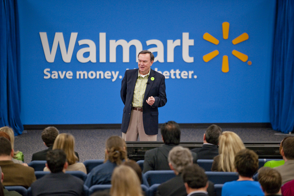 Walmart better living business plan competition