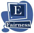 Logo: E-Fairness