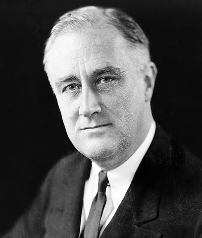 Defending the Public Good:  FDR's Portland Speech