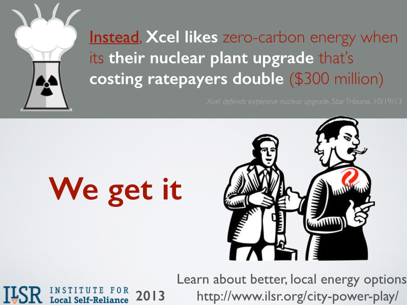 Big Utility's Two-Faced Talk on Low-Carbon Energy [infographic]