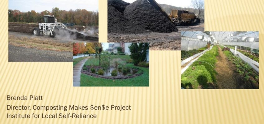 Composting and Community Resilience – Presentation