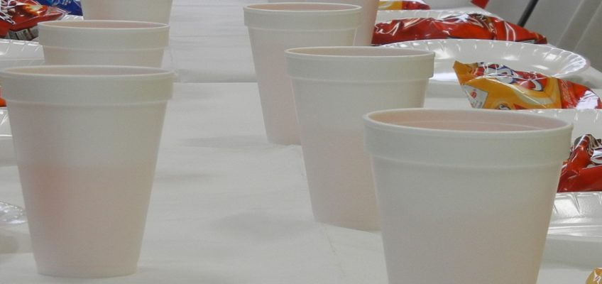 Sample Legislative Language from Select Cities Restricting Polystyrene Use in Foodservice Ware