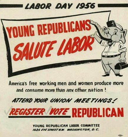 Republican Rhetoric Changes Depending On Whether They Are Dealing With Labor Or Capital
