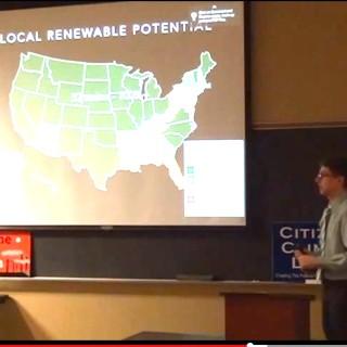 john farrell presenting at electrons on the run 2014