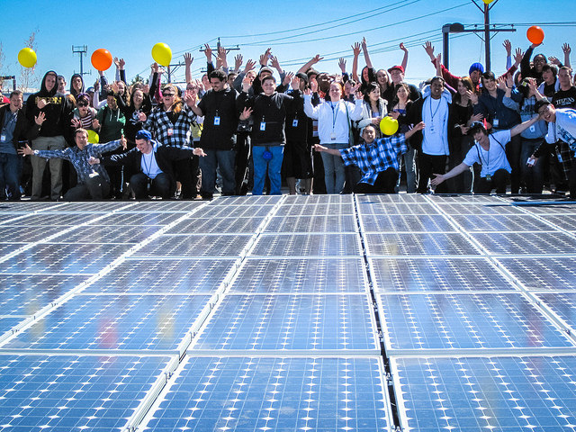 Community Solar Gardens Sprouting in Minnesota