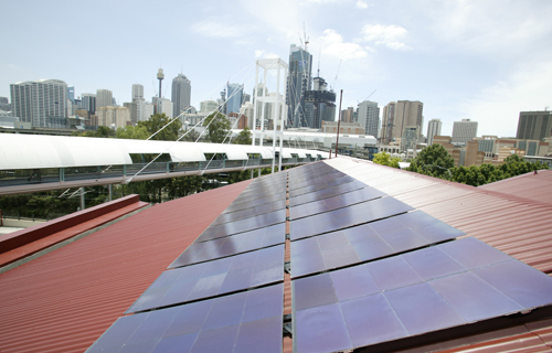 A Little Tapped City Strategy for Boosting Local Renewable Energy