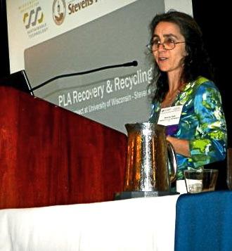 ILSR's Brenda Platt Delivers Keynote for US Zero Waste Business Conference 2014