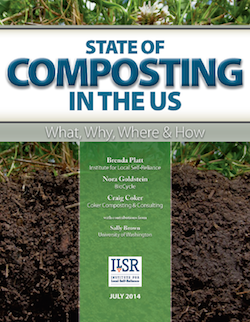 State of Composting in the U.S.: What, Why, Where & How