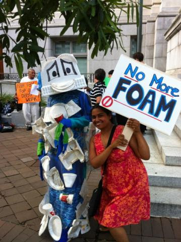 DC City Council embraces zero waste planning