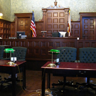 courtroom - flickr  Clyde Robinson