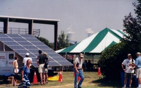 The Power of Local Renewable Energy (Presentation)