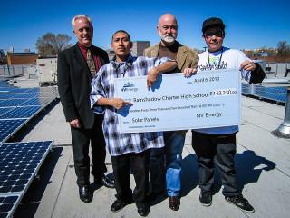 solar school check - blackrocksolar flickr