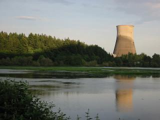 trojan nuclear power plant - flickr tobin