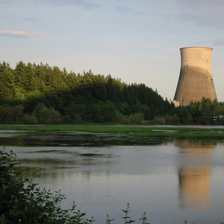 trojan nuclear power plant - flickr tobin