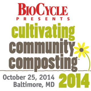 Cultivating Community Composting graphic