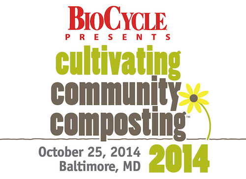 Second National Cultivating Community Composting Forum – October 25th