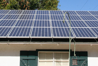 rooftop solar LA - Mike Spasoff flickr