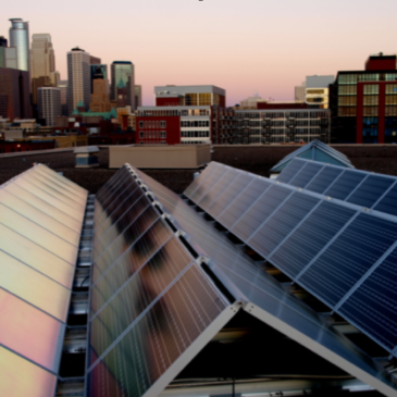 Report: An Alternative Grid Model for Minneapolis