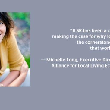 Celebrating ILSR's 40th Anniversary….Read More