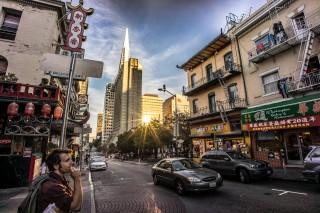 Photo: San Francisco.