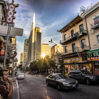 Photo: San Francisco.