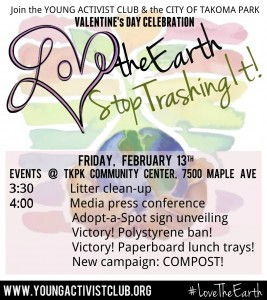 YAC Feb 13 Valentine Celebration flyer