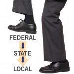 Preemption Foot Graphic