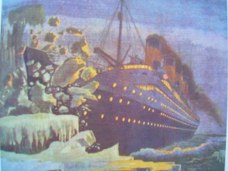 titanic iceberg - flickr Jimmy