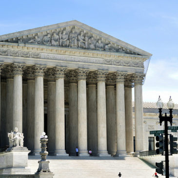 At U.S. Supreme Court, an Invitation to Reconsider Internet Sales Tax Ruling