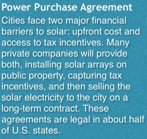 power purchase agreement ilsr rr