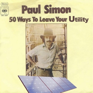 50 ways to leave utility - solar
