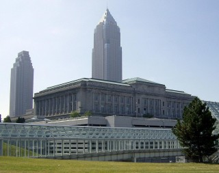 Photo: Cleveland City Hall.