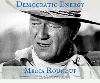 Democratic Energy Media Roundup