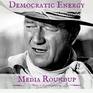 Democratic Energy Media Roundup
