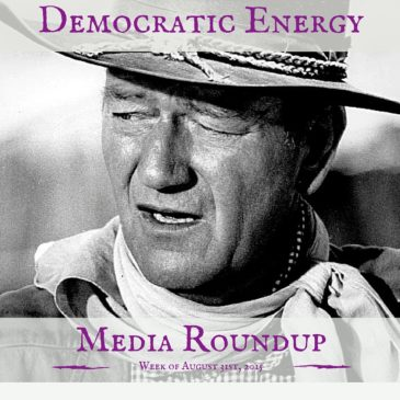 Democratic Energy Media Roundup – week of August 31, 2015