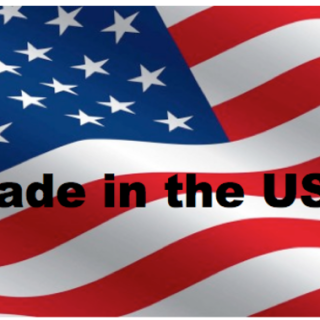 Made in USA right size