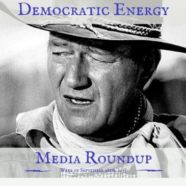 Democratic Energy Media Roundup – week of September 7, 2015