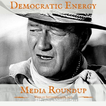 Democratic Energy Media Roundup – week of September 14, 2015