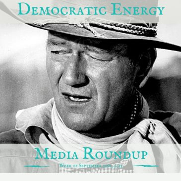 Democratic Energy Media Roundup – week of September 21st, 2015
