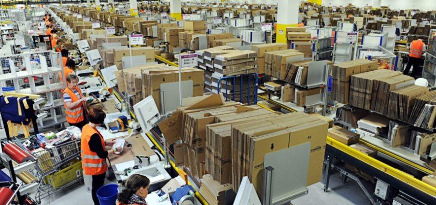 Response to Amazon's Jobs Announcement, January 2017