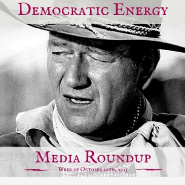 Democratic Energy Media Roundup – week of October 19, 2015