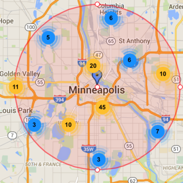A Tool to Find Banks that Invest in the Local Economy