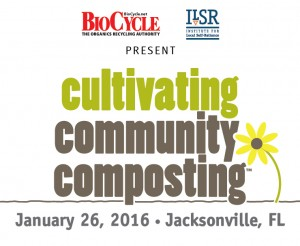 ILSR Sponsors the Third National Cultivating Community Composting Forum