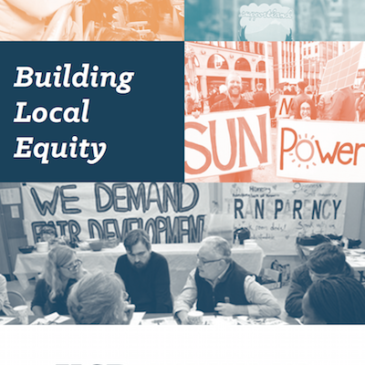 Building Local Equity: ILSR's Impact in 2015
