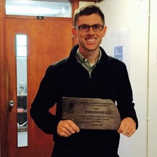 John Farrell Nebraska Award