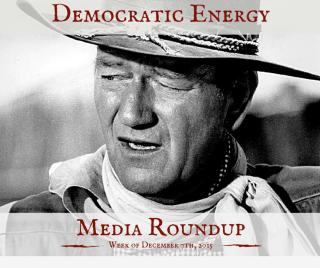 Democratic Energy Media Roundup (3)